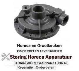 105502014 - Pompdeksel FIR ingang ø 45mm uitgang ø 40mm