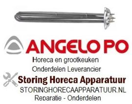 755416681 - Verwarmingselement 6000W 400V voor Angelo Po pasta koker