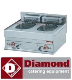 334612.072.00 - KNOP VOOR FRITEUSE E60 + E65 DIAMOND ROOD