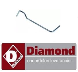 5457.0.066.0023 - ARM LINKS VOOR DIAMOND GR42 - hevel ø 10mm links