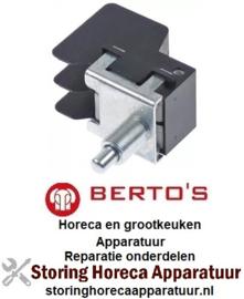 230347762 - Microschakelaar met drukstift voor BERTOS