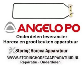 134415171 - Verwarmingselement 900 Watt  - 230 Volt ANGELO-PO