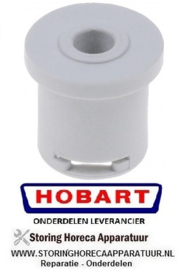 6815.245.26 - Rol voor vaatwasser transportsysteem L 24,4 mm ID ø 7,4mm AD ø 20/25mm passend voor HOBART