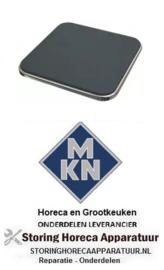 794490067 - Kookplaat maat 220x220mm 2000W 400V voor MKN
