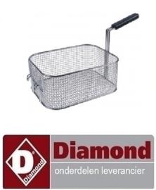 970A65/C1-FRE  - Friteusekorf DIAMOND E65/F