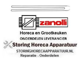 994418114 - Verwarmingselement 1300 Watt - 230 Volt ZANOLLI