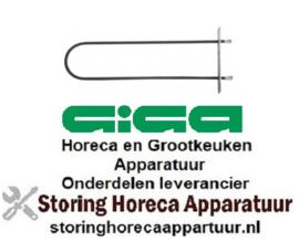 297416082 - Verwarmingselement 350W 230V voor  GIGA Chipsbak