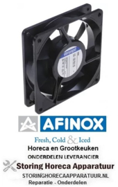 296601634 - Axiaalventilator L 119mm B 119mm H 25mm 230VAC 50Hz 14W AFINOX
