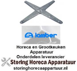 946524783 - Wasarm inbouwpositie boven/onder L 550/600mm sproeiers 8 compleet vaatwasser LAMBER