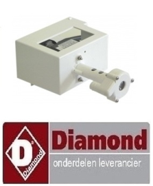 500C23076 - POMP 230/50Hz VOOR DE ICE18A/20A  DIAMOND ICE20A