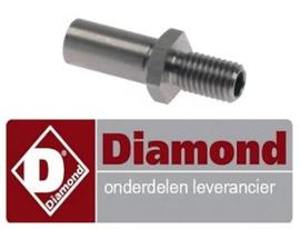 30370283 - Naspoelarmas inbouwpositie boven as DIAMOND DK7/-NP