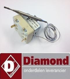 VE853375575 - Maximaalthermostaat uitschakeltemp. 230°C 1-polig 20A voor gas friteuse DIAMOND