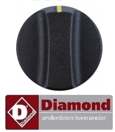 751A14078 - Knop schakelaar salamander DIAMOND SA/60E