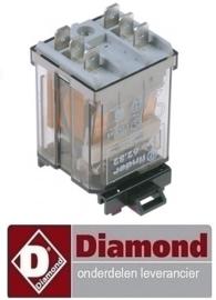 1656021130033 - Relai 220 volt 2 CT DIAMOND SNELKOELER GTP-5P