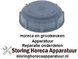 245524177 - Moer dop voor zoutcontainer vaatwasser ø 65mm H 20mm BiD ø 50mm