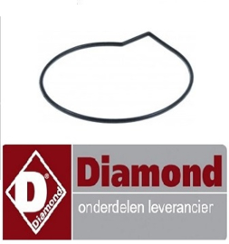 26880199 - Pompdeksel pakking DIAMOND D604-EKS