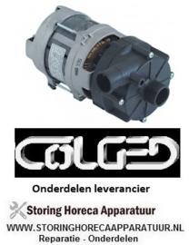 541130108 - Waspomp  230V 50Hz fasen 1 0,3 kW voor vaatwasser COLGED