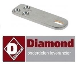 539561 - BOVENSTE SCHARNIER VOOR DEUR DIAMOND OVEN DFV-523