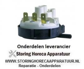 5414.05410.10 - Pressostaat drukbereik 50/30 mbar aansluiting 6mm ø 58mm vaatwasser