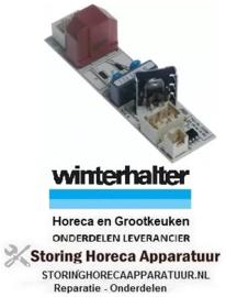 964402814 - Printplaat vaatwasser GS 202/215/302 voor vlotte start type WSA4 WINTERHALTER