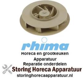 236517368 - Pompschoep voor waspomp vaatwasser RHIMA
