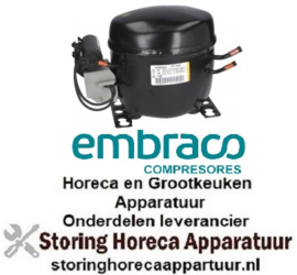 1133070287 - Compressor EMBRACO FFI10HAK CSIR R134a