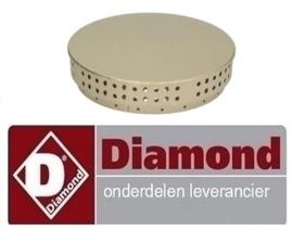 1340C0128 - Branderdeksel DIAMOND G22/2B4T-N