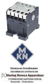 580380497 - Relais AC1 20A 230VAC voor MKN
