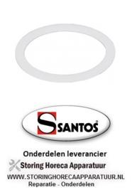 68010306 - Afdichtring as nr 10 SANTOS