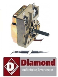 212RTBF800152 - Thermostaat DIAMOND E77/BM8T-N