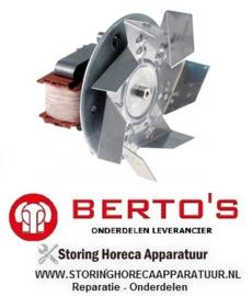 E7PQ6+FE1- BERTOS ELEKTRISCHE FORNUIS REPARATIE ONDERDELEN