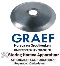 686698191 - Rondmes  ø 300mm standaard voor snijmachine GRAEF