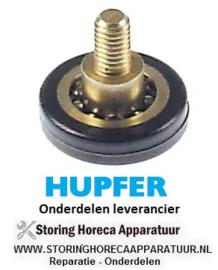 1086.909.20 - Loopwiel wals ø 24 mm  HUPFER