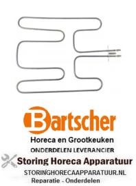 964418546 - Verwarmingselement 1800W 230V voor Bartscher OVEN