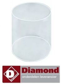 693F.050.09 - Glasbuis worsten verwarmer DIAMOND STAR-HD/R2