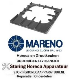 1011316522 - Branderrooster B 400mm L 430mm voor gasfornuis serie MARENO 900