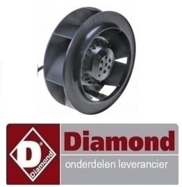 61730631 - VENTILATOR VOOR VERDAMPER DIAMOND TG