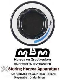 501112738 - Knop voor koud water pastakoker MBM