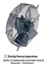 934601880 - Axiaalventilator ventilatorblad ø 300mm 230V 50/60Hz 90/105W L1 150mm L2 40mm ø 350mm