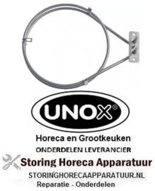 424420192 - Verwarmingselement 1260 Watt - 230 Volt UNOX OVEN