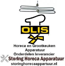 404415091 - Verwarmingselement 1000 Watt - 230 Volt  voor Bain-Marie OLIS