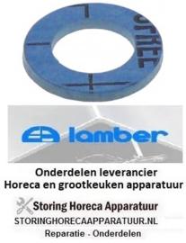 025501362 - Vlakpakking fiber voor element vaatwasser LAMBER