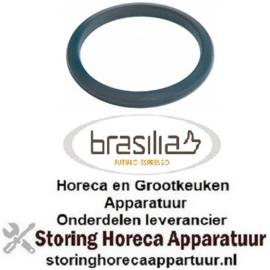 058528067 - Zeefhouderpakking met konus D1 ø 67mm, D2 ø 56,5mm H1 6,4mm H2 4mm BRASILIA