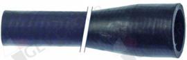 517545 - Vormslang slang buiten ø 38/26mm slang binnen ø 31/15mm L 1300mm spoeltechniek