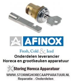 208601982 - Sluitcilinder recht draad M20x1 rotatiehoek 90° passend voor AFINOX cilinder 30mm