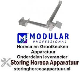 661104171 - Staafbrander haaks L 450mm B 185mm oven MODULAR