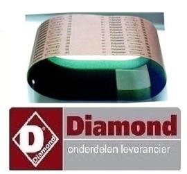 PPF-10 - DIAMOND AARDAPPELSCHILMACHINE REPARATIE ONDERDELEN