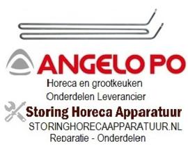 048416680 - Verwarmingselement 2200W 230V voor Angelo Po grillplaat