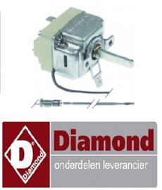187LC-352 - THERMOSTAAT 50-270°C  DIAMOND DFV-423/S