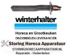 134418896 - Verwarmingselement 4900 Watt - 380-440/200-254 Volt WINTERHALTER